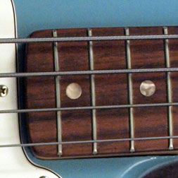 Fender Musicmaster bass rosewood fingerboard