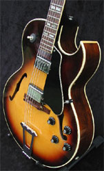 1974 Gibson ES-175D, sunburst finish