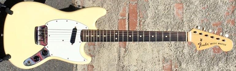 1975 Fender Musicmaster