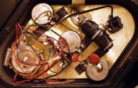 Gibson L-6S Custom wiring