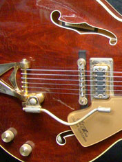 1976 Gretsch Chet Atkins Country Gentleman Electric Guitar