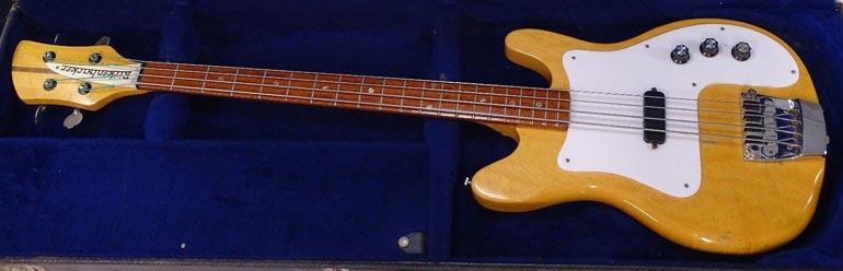 1977 Rickenbacker 3001 bass