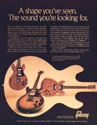 Gibson 335-S - A Shape You