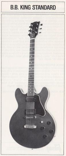 1981 BB King Standard