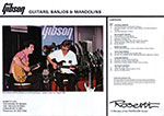 1981 UK Gibson catalogue (Rosetti)
