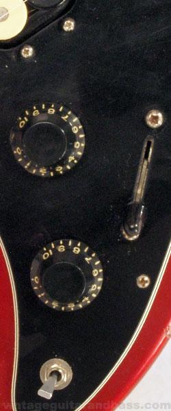 Gibson Victory MV2 neckplate