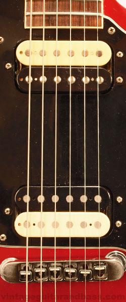 Gibson Victory MV2 V1 pickups