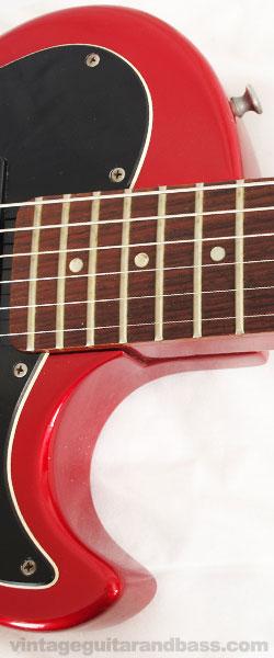 Gibson Sonex 180 deluxe body detail