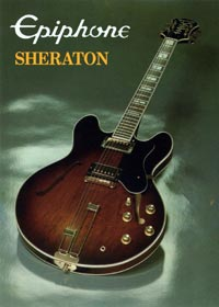1982 Japanese Sheraton reissue