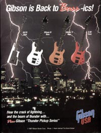 Gibson 20/20 - Gibson is Back to Bass-ics!