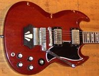 1962 SG Gibson Standard