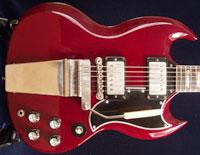 1963 Gibson SG Standard