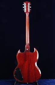 1969 Gibson SG special - front