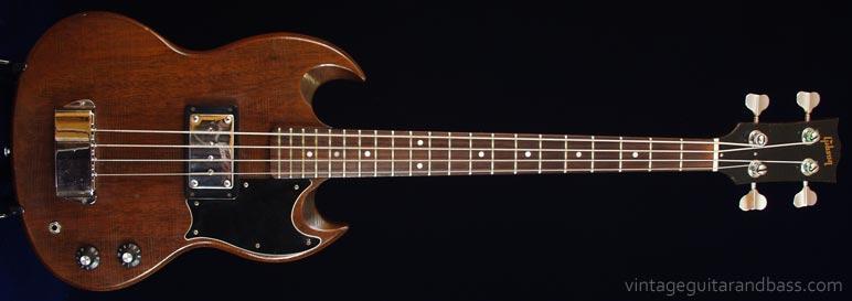 Gibson EB0 Bass Guitar