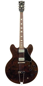 Gibson ES-340 TD walnut finish