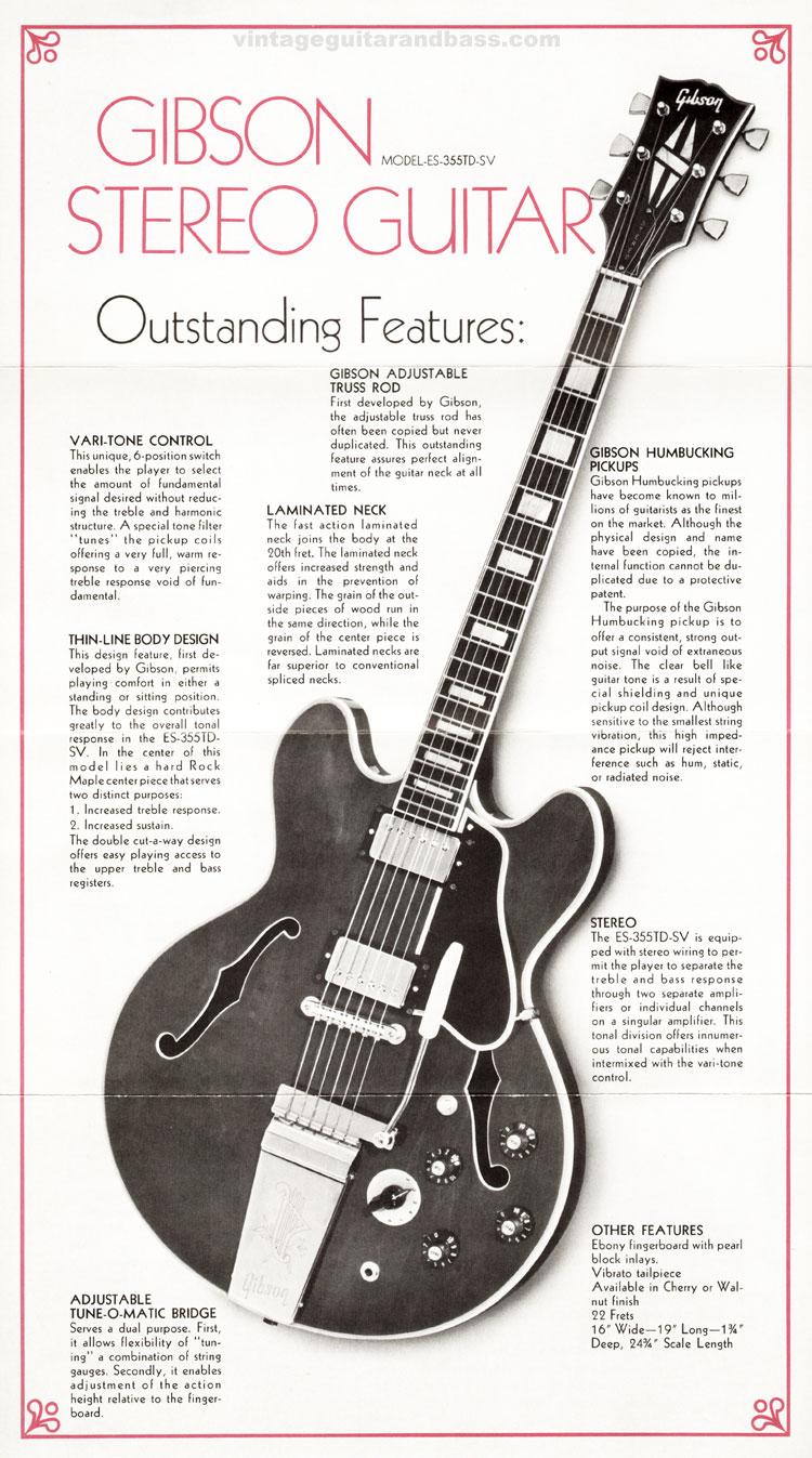 Gibson ES-355TD-SV showcase