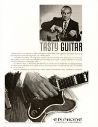 Epiphone Caiola - Tasty Guitar