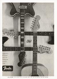 Fender Stratocaster - Olé