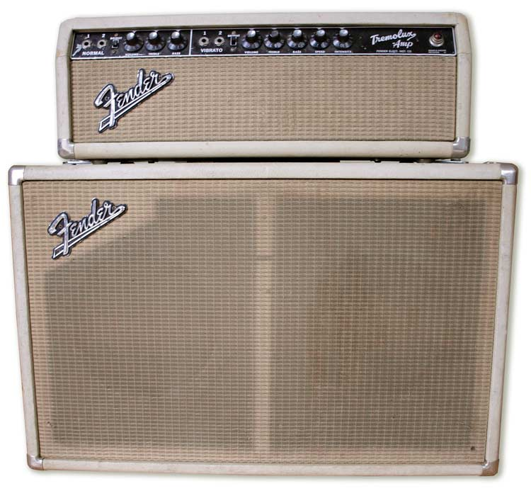 Fender Tremolux guitar amplifier