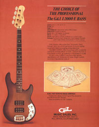 G&L L-2000 - The Choice of the Professional