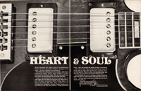Gibson Electric Guitars - Heart And Soul