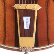 Gibson Crest tailpiece