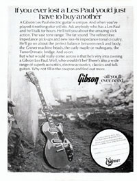 Gibson Les Paul Recording - If You Ever Lost a Les Paul, You