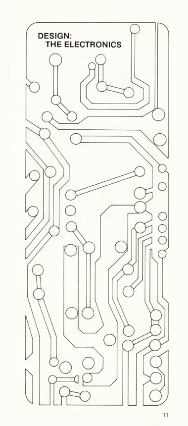 1981 Gibson Victory bass owners manual page 11