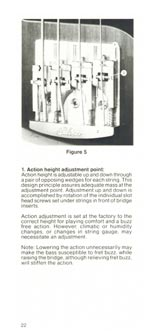 1981 Gibson Victory bass owners manual page 22