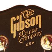 Gibson Guitar Company USA logo