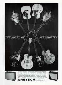 Gretsch Chet Atkins Country Gentleman 6122 - The Sound of Superiority