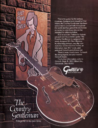 Gretsch Chet Atkins Country Gentleman PX 6122 - The Country Gentleman