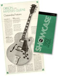 1972 Gibson L-5CES showcase