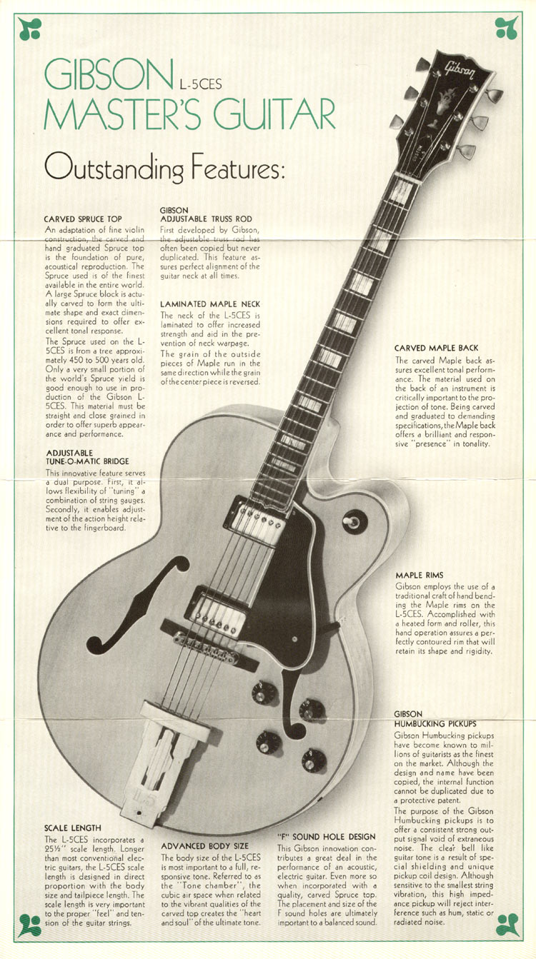 Gibson L-5CES showcase