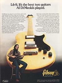Gibson L6-S Custom - L6-S. It