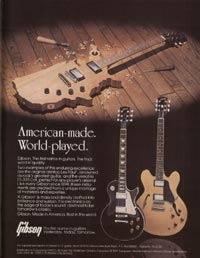 Gibson Les Paul Standard - American-made. World-played.