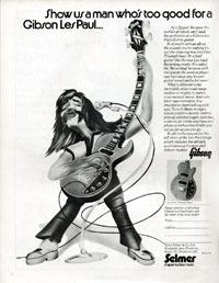 Gibson Les Paul Recording - 1974