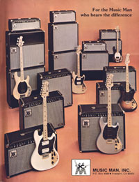 Music Man Stingray - 1977
