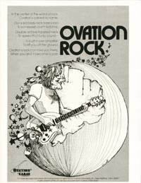 Ovation Breadwinner 1251 - Ovation Rock