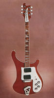 Rickenbacker 481 Electric Guitar