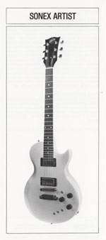 1981 Gibson Sonex owners manual page 8