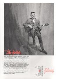 Gibson ES-355TD-SV - Tony Mottola