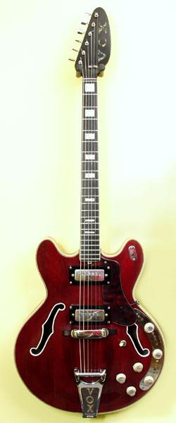 1967 Vox V267 Cheetah