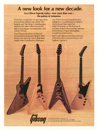 Gibson Flying V II - 1980