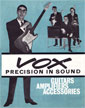 1963 Vox Precision in Sound brochure