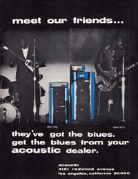Acoustic Amplifiers - Meet Our Friends - Albert King and Chuck Berry