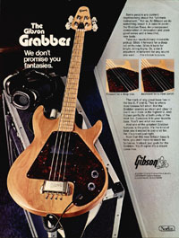 Gibson Grabber - We dont promise you fantasies