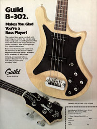 Guild B-302 - Guild B-302. Makes You Glad You