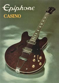 1982 Epiphone Casino (Japan)