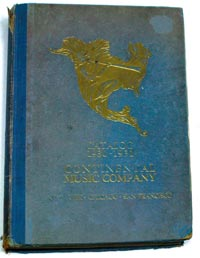 1930/31 Continental Music catalog